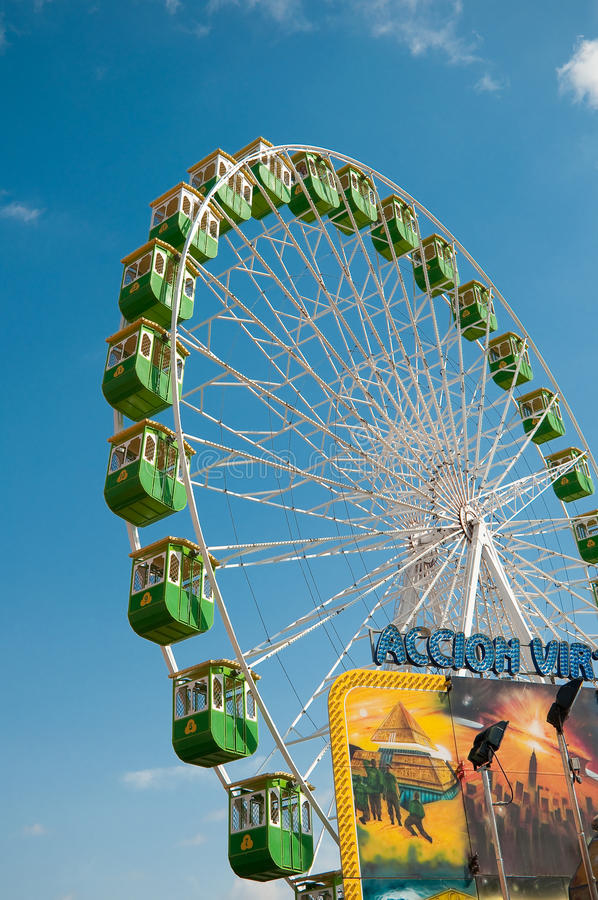 Free Ferris Wheel Stock Image - 15671381