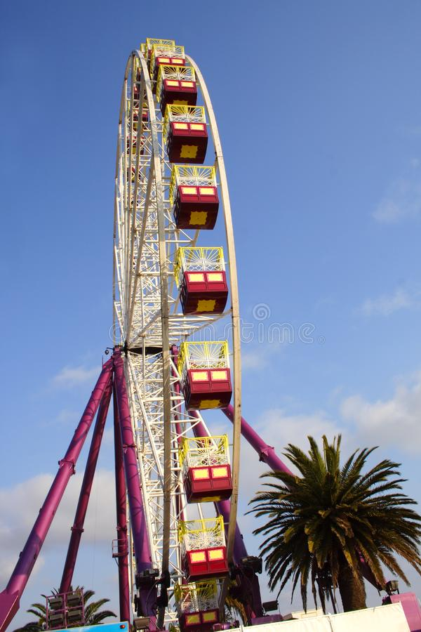 Download Ferris wheel stock photo. Image of fair, large, ferris - 1707842