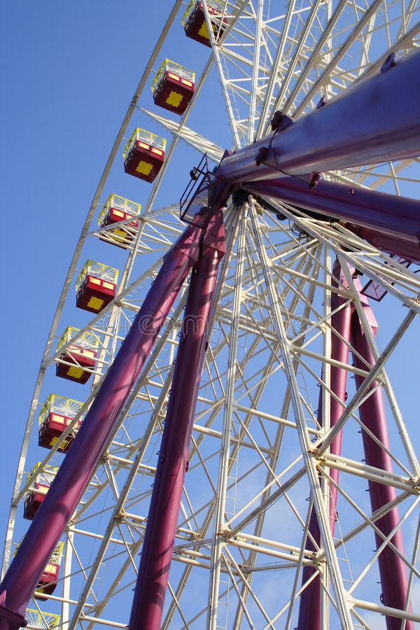 Download Ferris Wheel Royalty Free Stock Photography - Image: 1708267