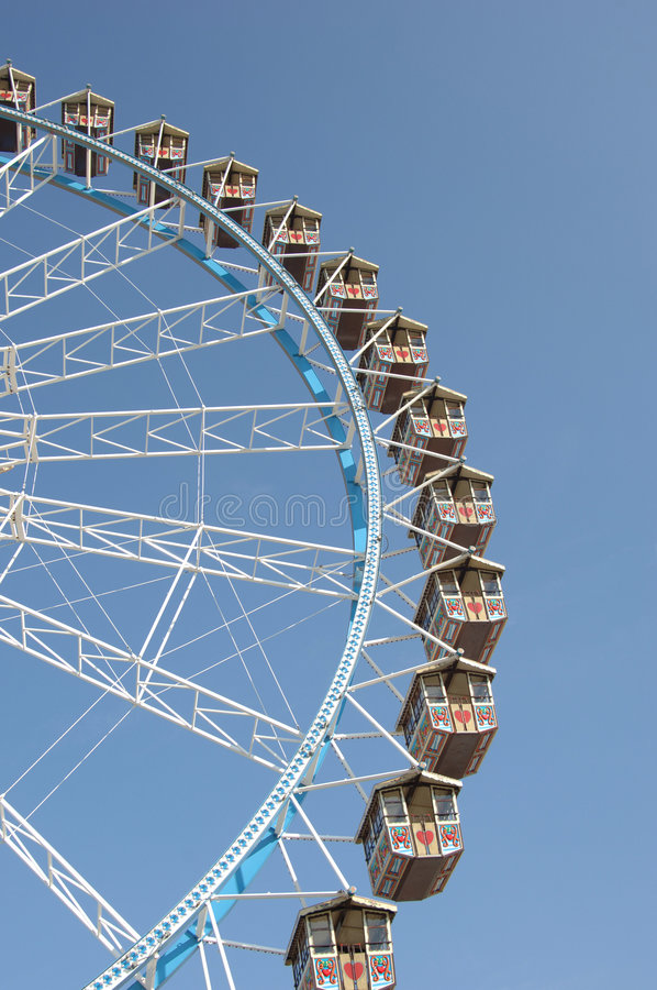 Ferris Wheel Editorial Photo