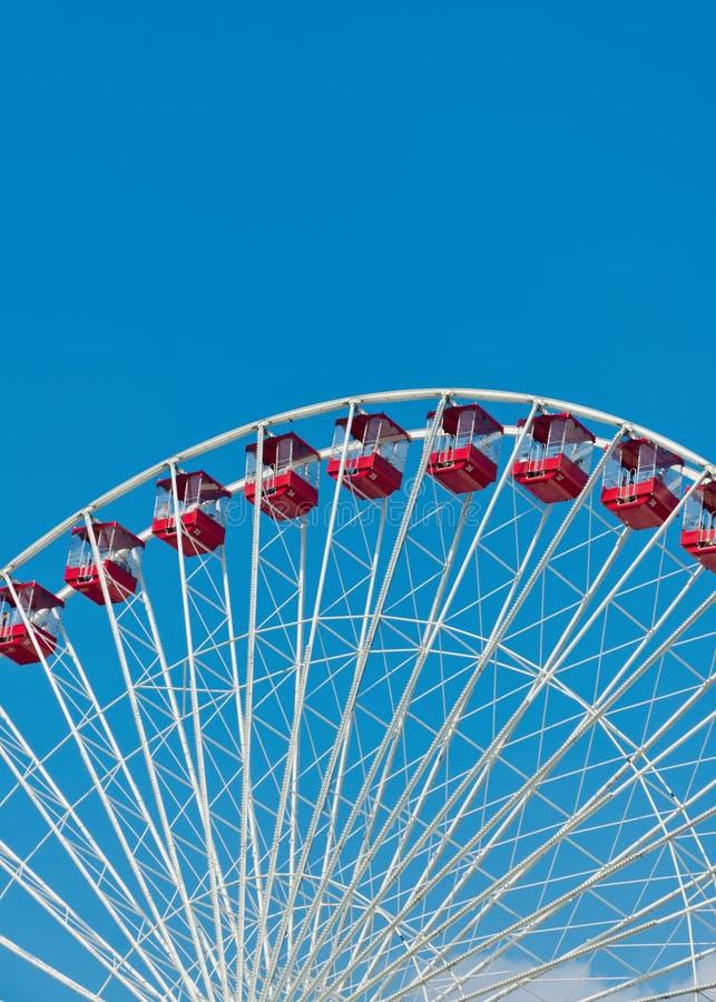 Download Ferris wheel stock image. Image of fairground, park, observation - 24629603