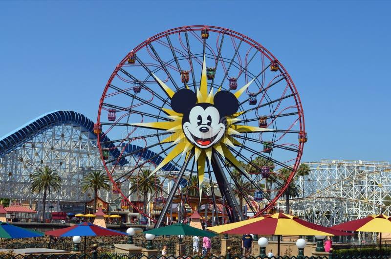 Download Ferris Wheel editorial photo. Image of mouse, gondola - 26179101