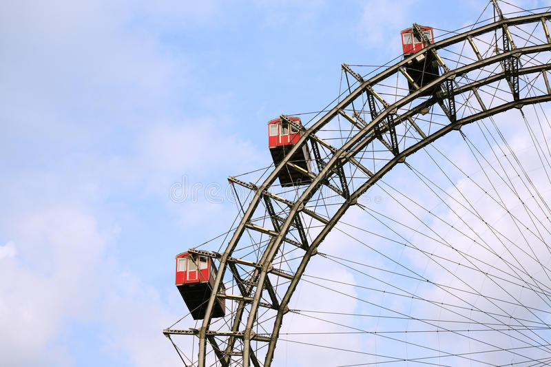 Download Ferris Wheel stock photo. Image of attractions, tourists - 26181040