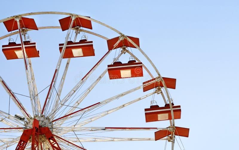 Download Ferris Wheel stock image. Image of ferris, metal, machine - 26448433
