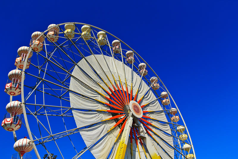 Download Ferris wheel stock image. Image of observation, recreational - 27699693