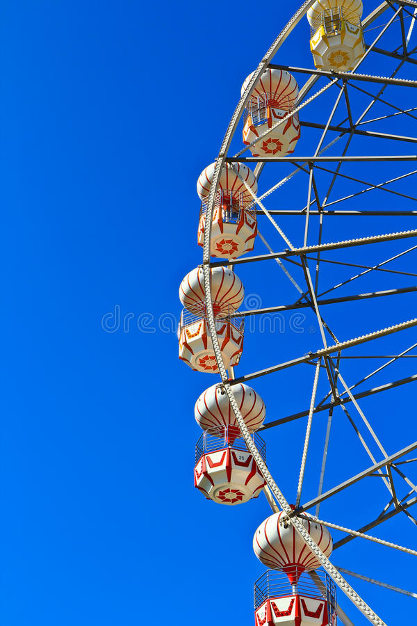 Download Ferris wheel stock photo. Image of activity, giant, dipper - 27699754