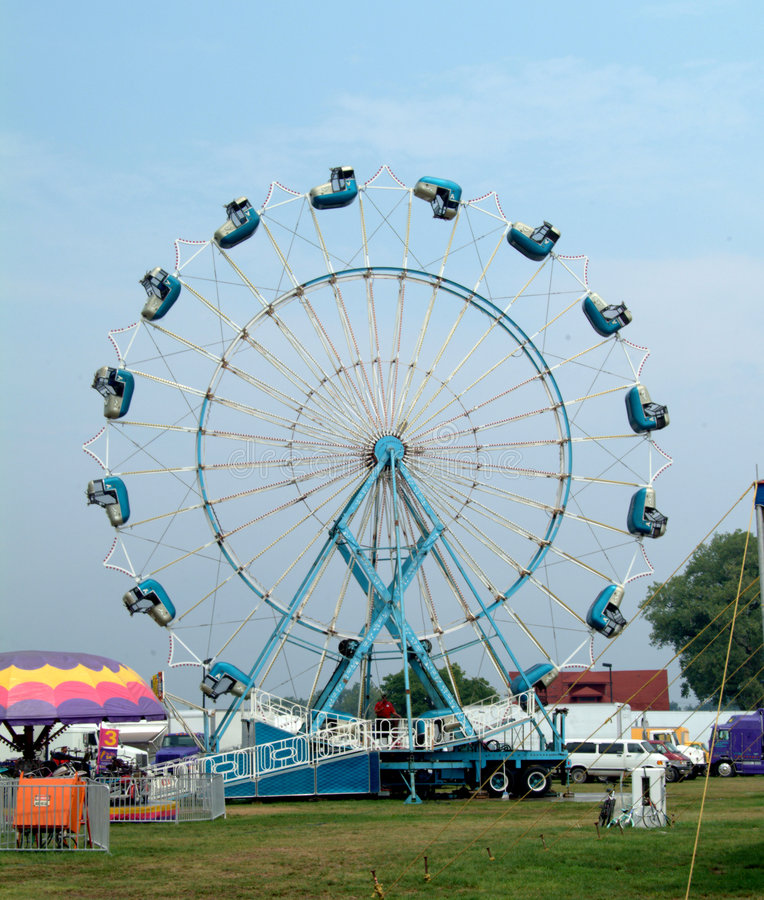 Free Ferris Wheel 3 Royalty Free Stock Photography - 1160777
