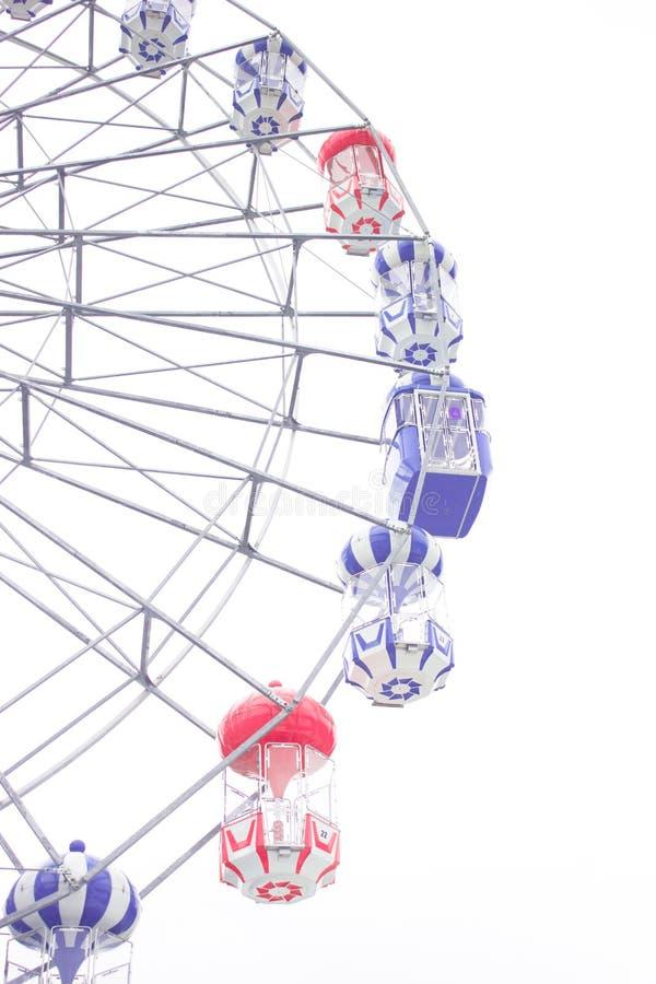 Ferris Wheel. image libre de droits