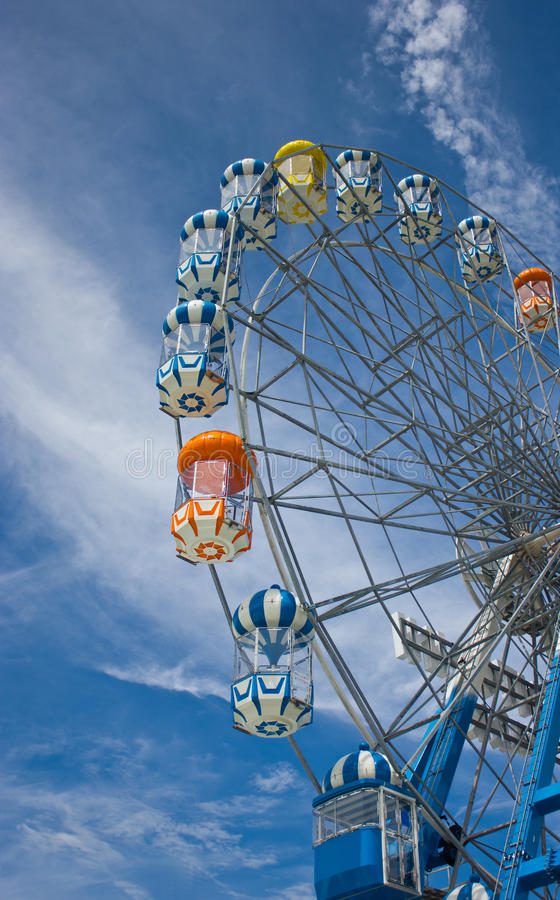 Ferris Wheel. photo libre de droits