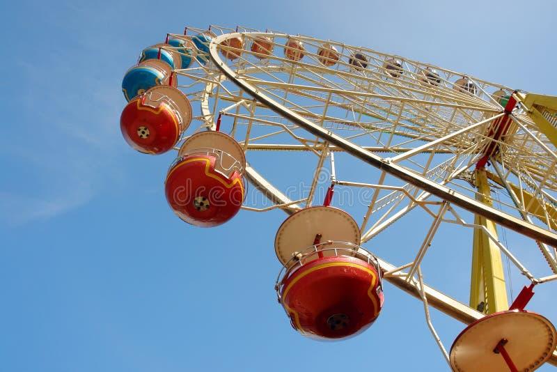 Ferris wheel royalty free stock photography