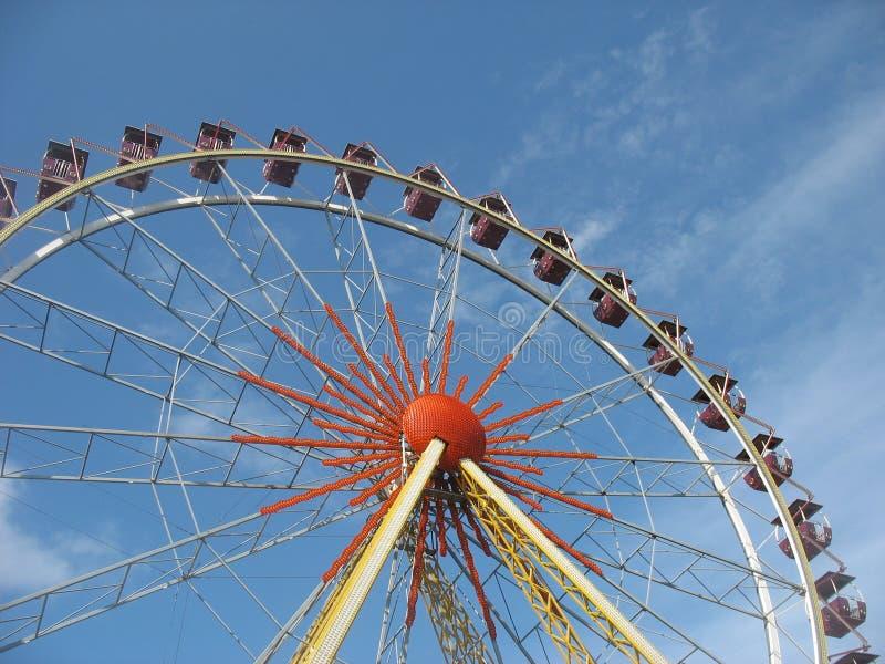 Ferris Wheel royalty-vrije stock foto's