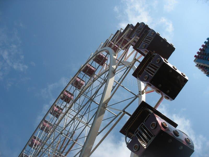 Ferris Wheel royalty-vrije stock fotografie