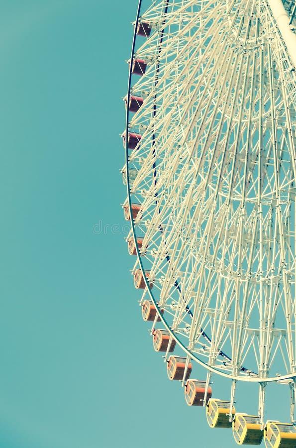 Ferris Wheel immagine stock libera da diritti
