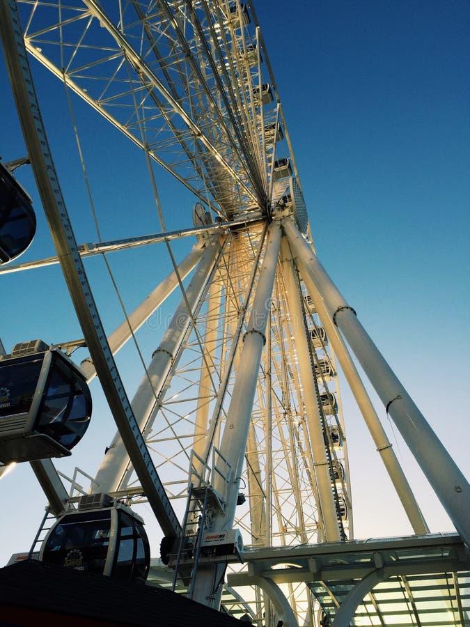 Ferris Wheel arkivfoton