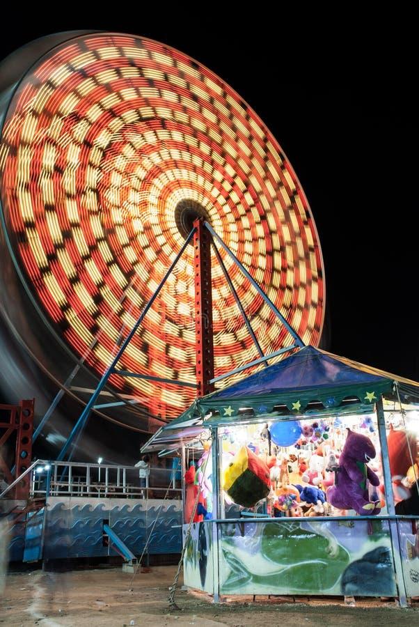 Ferris Wheel stock afbeeldingen