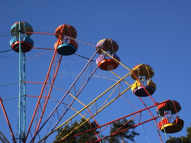 Download Ferris wheel stock image. Image of movement, ride, happy - 506199