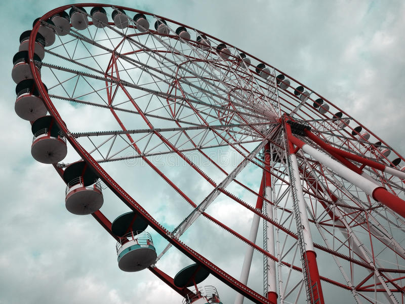 Ferris Wheel photo stock