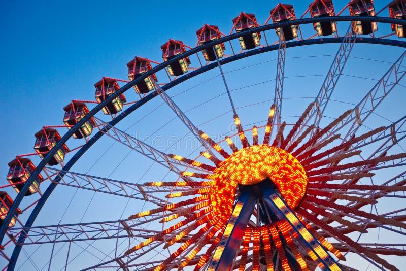 Ferris Wheel stockbilder
