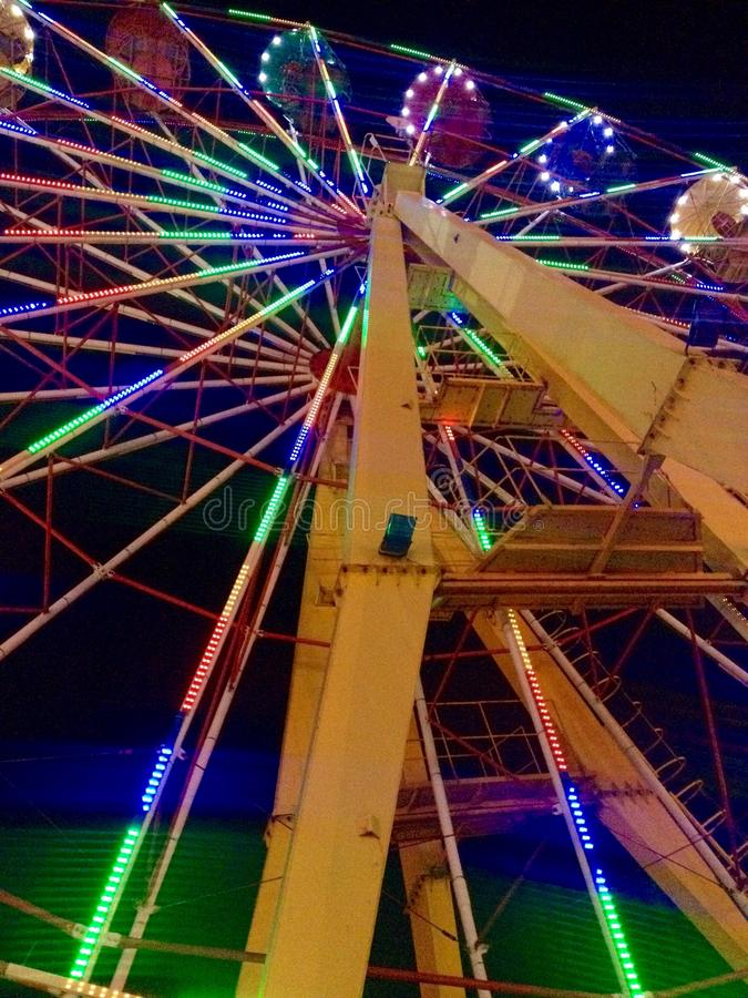 Ferris Wheel royaltyfri foto