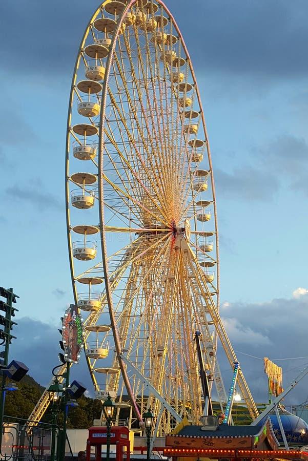 Ferris Wheel royaltyfri foto