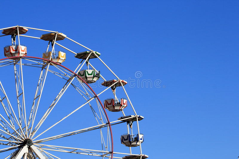Download Ferris Wheel stock image. Image of decoration, cabin, outdoor - 7586879