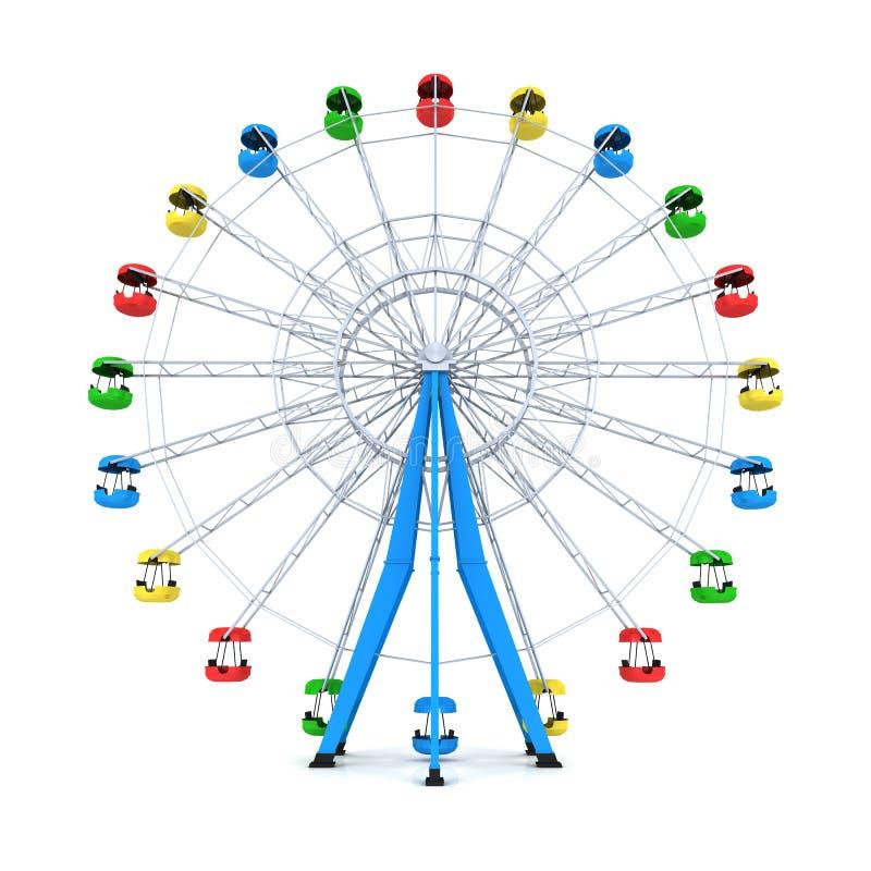 Ferris Wheel libre illustration