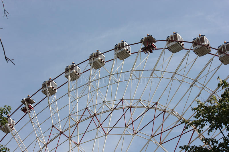 Download Ferris Wheel At The All-Russian Exhibition Center Royalty Free Stock Image - Image: 25705196