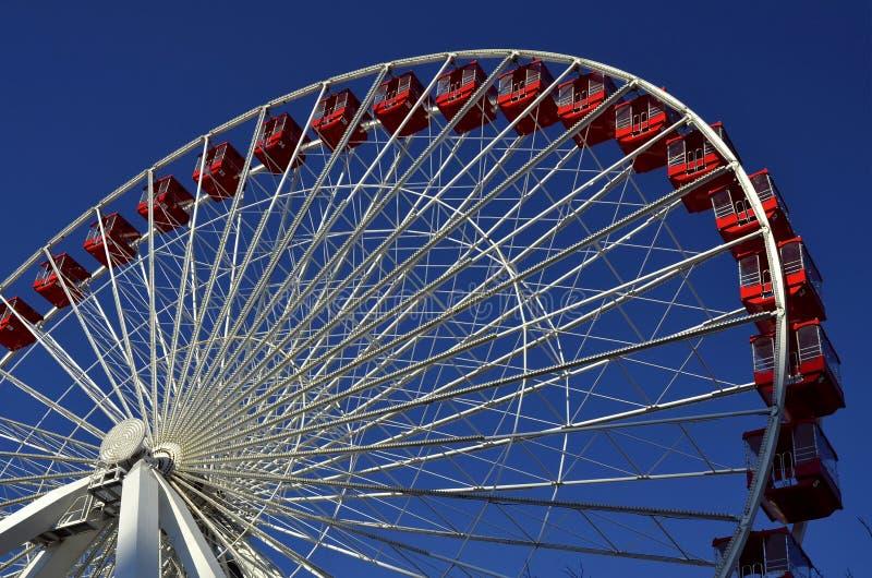 Download Ferris Wheel Blue Sky stock foto. Afbeelding bestaande uit outdoors - 54081506