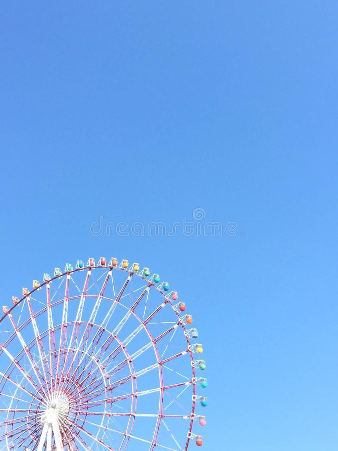 Ferris Wheel photographie stock