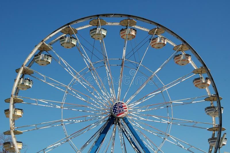 Download Ferris Wheel At County Fair Stock Image - Image: 6757027