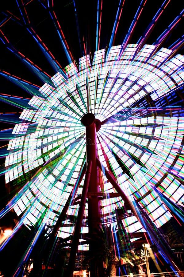Free Ferris Wheel In Kobe Japan Spinning 2 Stock Photos - 19950643