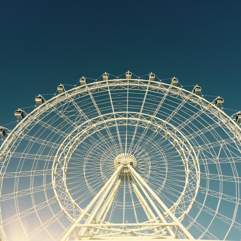 Ferris wheel. Orlando eye, Florida