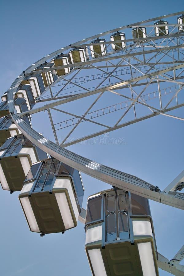 Ferris Wheel In Paris Royalty Free Stock Photo