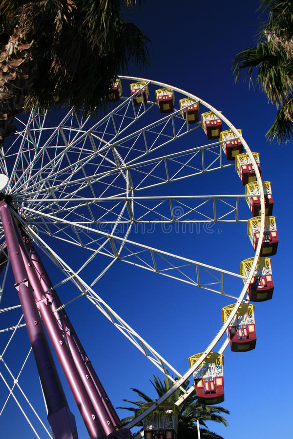 Ferris Wheel - Portrait stock photo. Image of height - 45075510