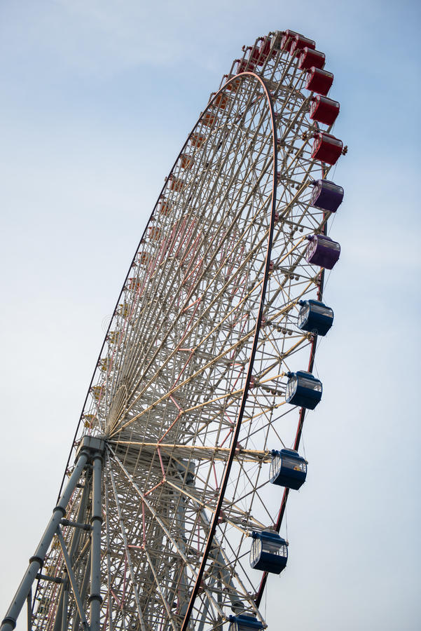 Download Ferris wheel stock image. Image of tempozan, play, wheel - 30591435