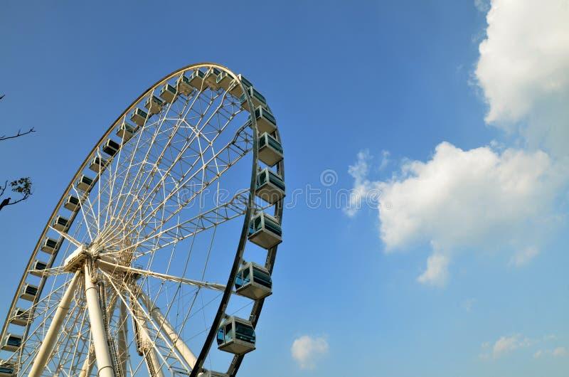 Ferris Wheel-voorraadfoto royalty-vrije stock afbeelding