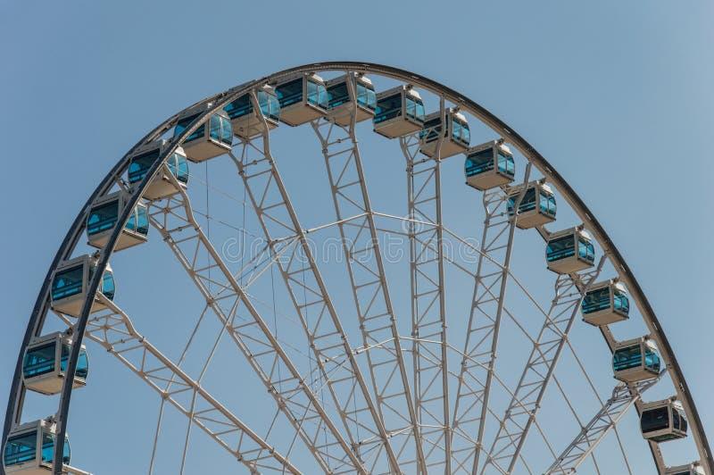 Ferris Wheel-voorraadfoto royalty-vrije stock fotografie