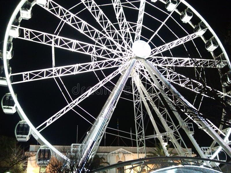 Ferris wheels royalty free stock image