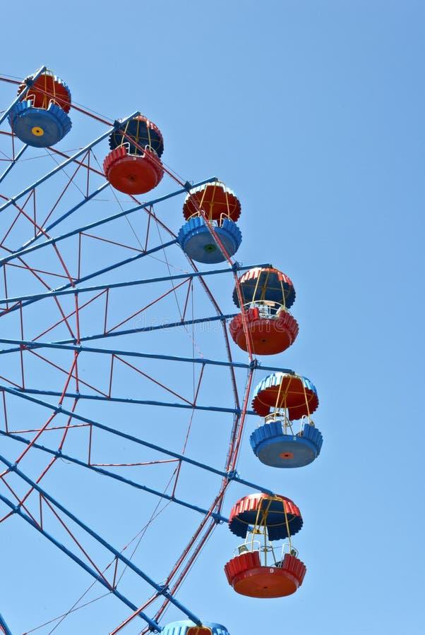 Download Ferrishjul fotografering för bildbyråer. Bild av underhållning - 19778185