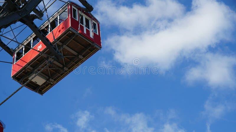 Ferriswheel de Viena foto de stock