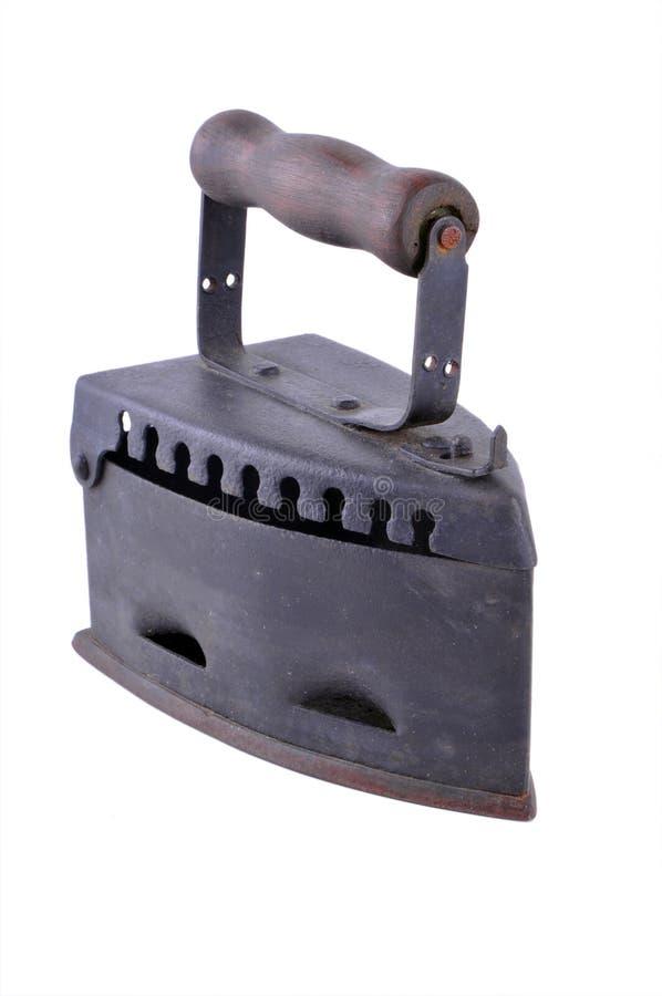 Ferro antigo imagens de stock