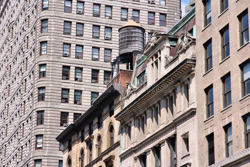 Ferro de passar roupa, New York fotografia de stock royalty free