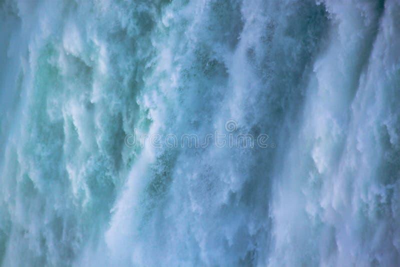 Ferro di cavallo di cascate del Niagara ontario canada Bella priorit? bassa della cascata fotografie stock libere da diritti