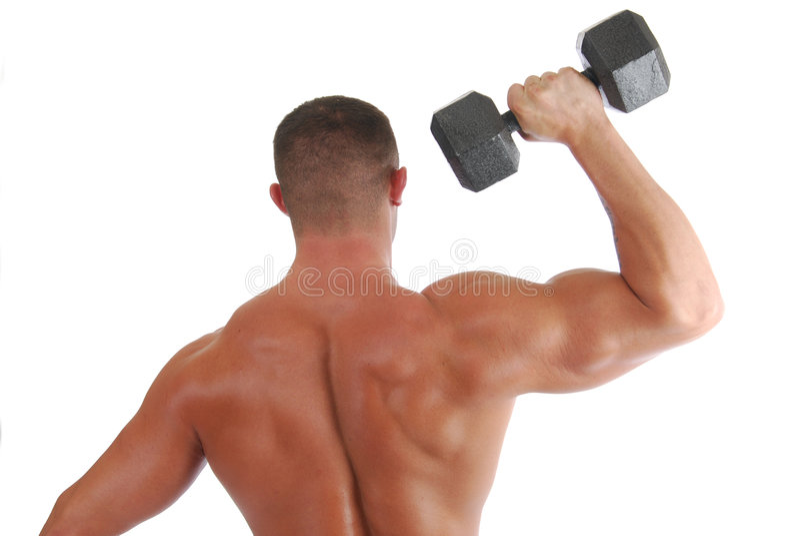 Download Ferro di pompaggio immagine stock. Immagine di maschio - 3880591