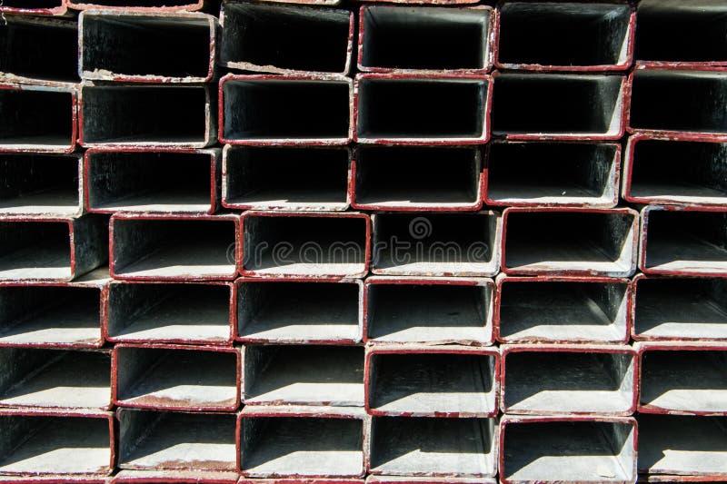 Ferro para a construção fotos de stock