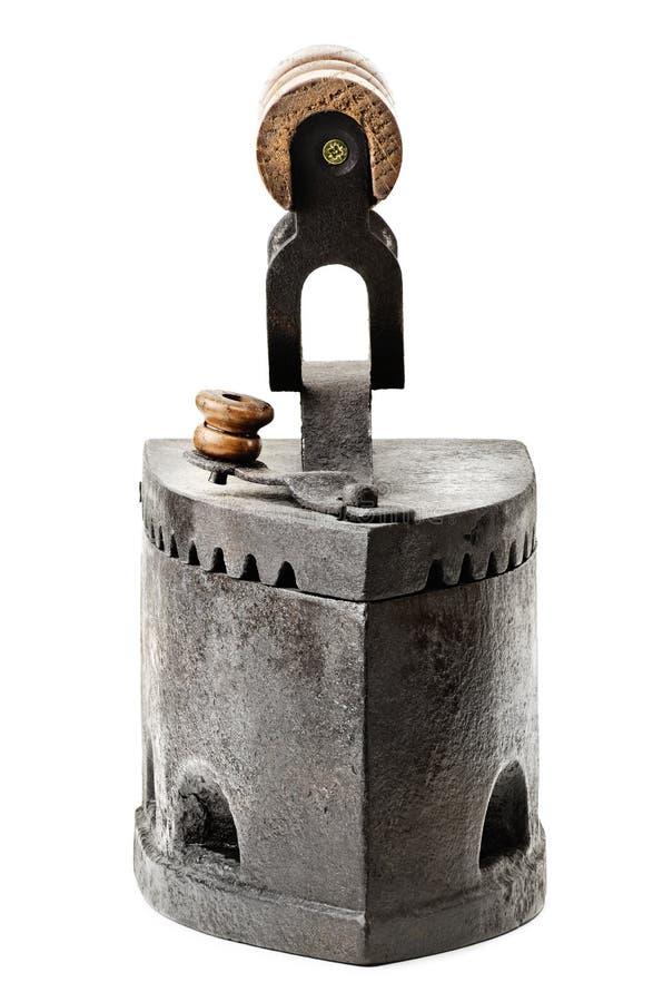 Ferro velho imagens de stock royalty free