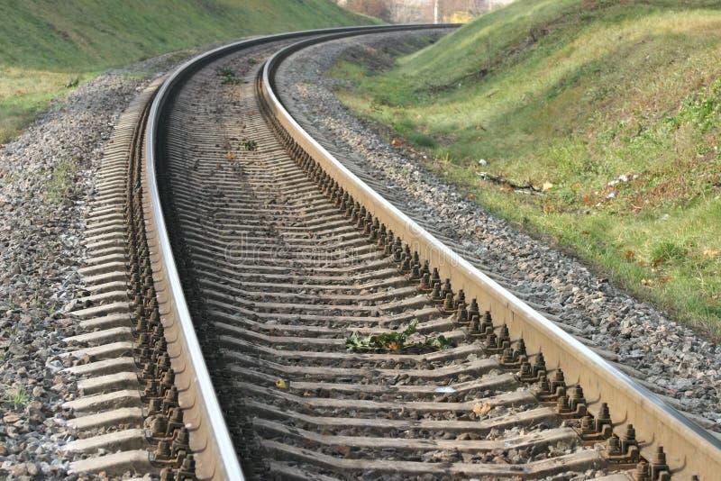 Ferrocarril 3 fotografía de archivo libre de regalías