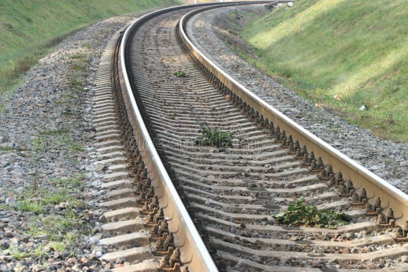 Ferrocarril 4 imágenes de archivo libres de regalías