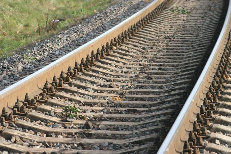 Ferrocarril 7 fotografía de archivo