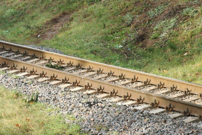 Ferrocarril 9 imágenes de archivo libres de regalías
